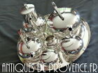 Tea set BOULE Pattern 7 pieces VERY RARE