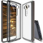 LG V10 Case  Ringke FUSION Clear Shockproof Drop Protective Bumper Case Cover