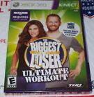 New Biggest Loser Ultimate Workout Xbox 360 Sealed 2010