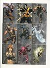2011 Marvel Universe Ultimate Heroes insert Set ( 9 Cards) Rittenhouse