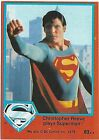 1978 DC Comics Superman COMPLETE Series 2 Red Border Card Set 78-165