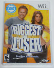 Wii The Biggest Loser 2009 New Factory Sealed