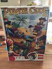 Lego Pirate Code Board Game 3840 Used Complete