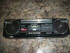 Vintage Panasonic RX-FM45 Stereo Radio Cassette Recorder Boombox Electronics