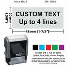 Trodat 4912 Self inking Rubber StampCustom For Deposit Only Stamp