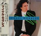 MICHAEL MORALES s/t (1988) FIRST PRESS JAPAN CD OBI POOP-20274