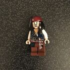 LEGO Pirates Of The Caribbean - Captain Jack Sparrow Minifigure