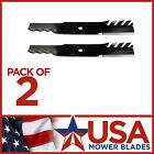 2 USA Mower Blades  Fits Ariens  00273100 03399704 04916400 04917900 3399704