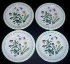 STUDIO NOVA GARDEN BLOOM DINNER PLATES - SET OF 4