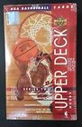 1993-94 UPPER DECK SERIES 2 BASKETBALL SEALED HOBBY BOX (36 PACKS) Mr. June !