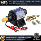 4 7 PSI 35 GPH Micro Electric External Fuel Pump For w Carburetor Ford GMC Dodge
