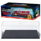 (2) Ultra Pro 1:24 Scale Diecast Car Acrylic Display Cases Holder For Model Cars