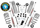 Jeep TJ Wrangler 325 inch Lift Kit w N20 shocks SAME DAY SHIPPING