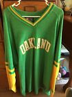 Oakland As Throwback Shirt Sweater