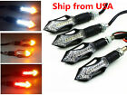 Dual Sport Arrow Front+Rear LED Turn Signal Running Tail Stop Brake Light YZF RR