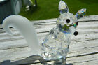 Crystal Glass Fox by Crystal Art Made in England w Box