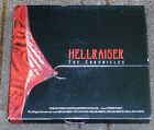 HELLRAISER:THE CHRONICLES (C.Young/R.Miller) rare original mint 3-cd (2003) OOP!