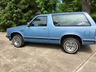 Chevrolet: S-10 Tahoe pkg 1983 for $6500 dollars