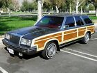 Chrysler: LeBaron Wagon 1982 Chrysler below $7800 dollars