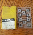 kennametal carbide insert CNMG 422 grade K45 10 PIECES turning
