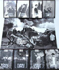 [GOT7]2nd Album FLIGHT LOG:TURBULENCE all members Set+1 Poster