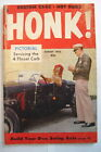 August 1953 Edition of Honk Magazine w Servicing the 4 Throat Carb