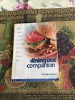 Weight Watchers Flex points Dining Out Companion