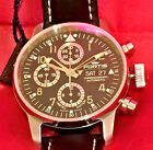 New - Fortis Flieger Chronograph Limited Edition Auto Men's Watch 597.20.71 L.01
