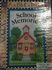 Seasons School Memories Keepsake Photo Album Scrapbook