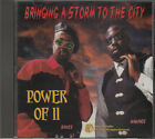 Power Of II Bringing A Storm To The City 1997 Mega Rare Indie R&B