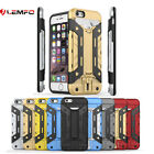 3 in 1 Combo Armor Card Pocket Kickstand Phone Cover Case For iPhone 6 6s 7 Plus