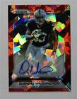 2016 Panini Prizm Football Cards - Retail Rookie Autograph SP Info Added 15