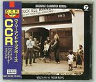 CREEDENCE CLEARWATER REVIVAL Willy And The Poor Boys CD JAPAN VDP5038 '86 s4860