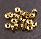 Tibetan Silvergoldbronze Rings Spacer Beads Jewelry Findings 50100pcs K3116