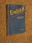 A Beka English 8 Curriculum Lessons for Grammar Reading Spelling Vocab