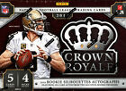 2014 Panini Crown Royale Football Hobby Box - Carr, Odell Beckham RC auto?