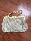 Handle Alumesh Handbag Purse 1940's