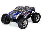 Redcat Racing Volcano S30 1/10 Scale Nitro Monster Truck Blue/Silver