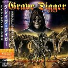GRAVE DIGGER  Knights of the Cross VICP-60596 CD JAPAN OBI