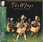 THE O'JAYS Message In The Music EICP-1346 CD JAPAN 2010 NEW