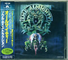 THE ALMIGHTY Soul Destruction POCP-1098 CD JAPAN 1991 NEW