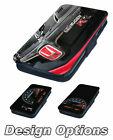 Honda Mugen . Printed Faux Leather Flip Phone Cover Case