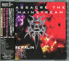 ADRENALIN KICK Massacre The Mainstream PCCY-01219 CD JAPAN 1998 OBI