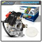 20mm Performance Carburetor 139QMB  GY6 Scooter Moped Carb 50cc 100cc