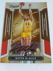 Kevin McHale 2008 Donruss Sports Legends Signatures Mirror Red Auto 369