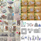 Various Shape Metal Cutting Dies Stencil For Scrapbooking Paper Card Embossing