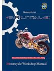 MV Agusta Service Chassis Manual 2007 BRUTALE 750 ORO & BRUTALE 750 S