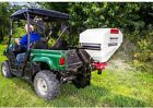 Commercial Pro 25 Gal UTV Truck Spreader Lawn Grass Seed Fertilizer Salt Sand
