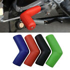 Motorcycle Gear Lever Rubber Shift Sock Boot Shoe Protector Shifter Cover Bike U