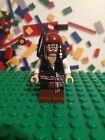 Lego CAPTAIN JACK SPARROW Cannibal Minifigure Pirates of the Caribbean 4182